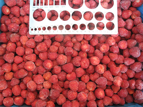 China Frozen Strawberry Sale